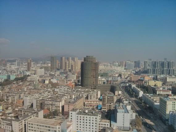 AQI Index 169: 90.4µg of PM2.5/m3