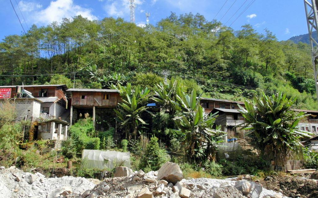 Bapo village