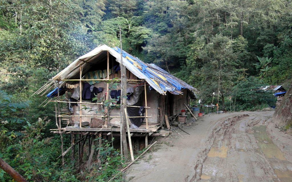 Maku village