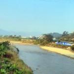 Mengla 猛拉 on the Jinshuihe River 金水河