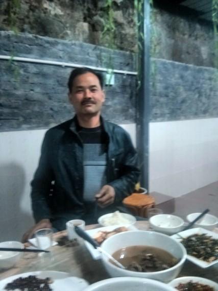 Xinjiang John Cleese