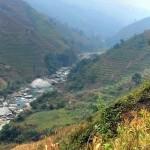 Road to Sapa