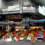 Da Nang fruit stall