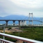 Da Nang's San Francisco-like bridge