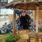Vietnamese Christmas crib cave