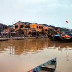 Boats at Hoi An
