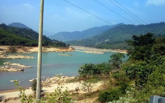 River to Kham Duc