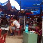 Kham Duc market