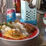 Lunch at Dak Glei