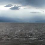 The bay at Lang Co