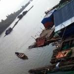 Man docking