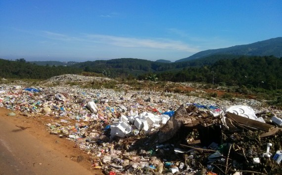 Landfill on the QL28