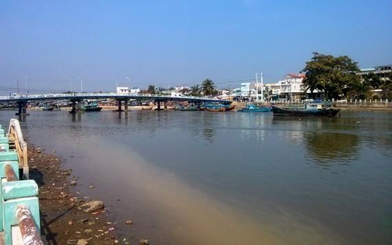 Phan Thiet harbour