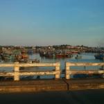La Gi harbour