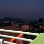 Night over Mae Salong