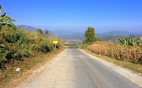 Unpleasant surprise: big hills at the end!