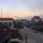 Morning Luang Namtha!