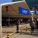 Limited police presence at Kunming station